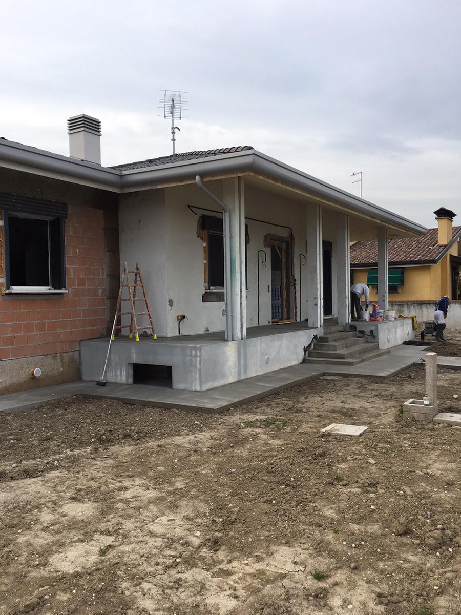 isolamento termico cappotto casa risparmio energetico