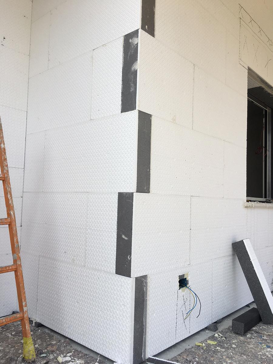 isolamento termico cappotto casa coibentazione