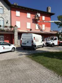 impresa pitture edili esterno casa