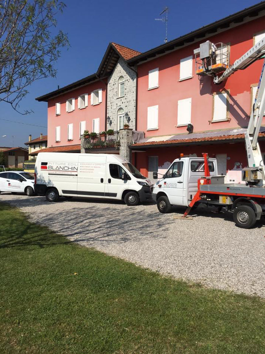 impresa edilie pitture edili esterno casa